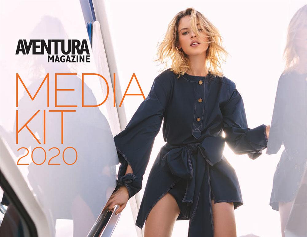 Aventura Magazine Media Kit